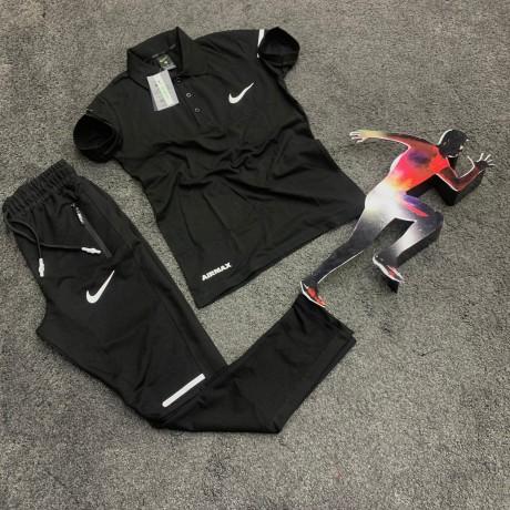 Ensemble Nike Noir Tache Blanche